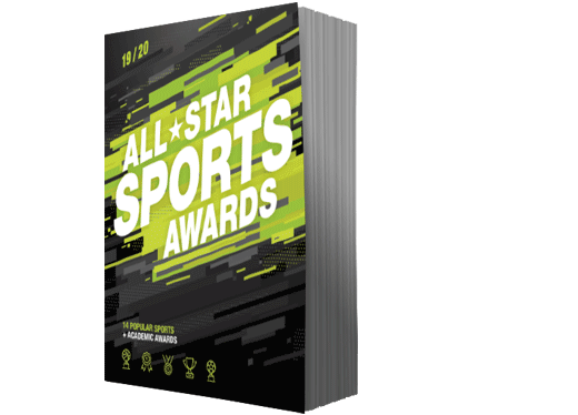 Sports and Academic Awards Catalog