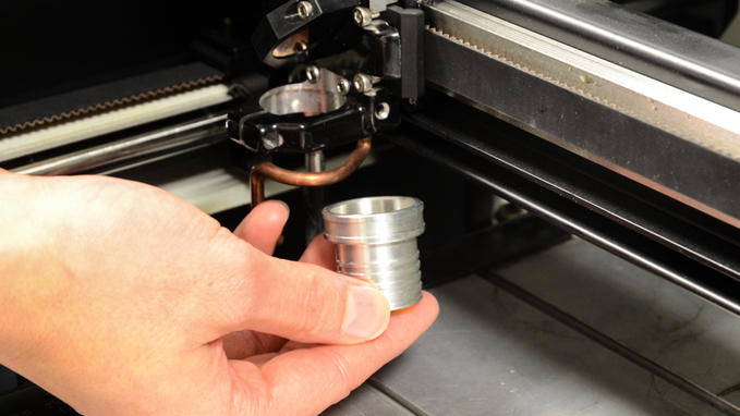 Different Size Lenses for Laser Engraver