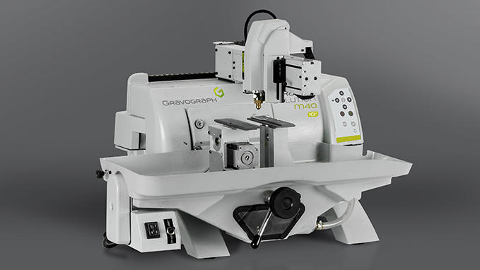 Gravograph M40 Gift Series Engraving Machine