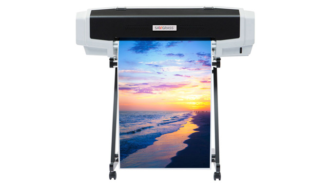 Sawgrass SG-VJ628 Sublimation Printer with Stand